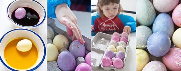 Easter Eggs Preparation