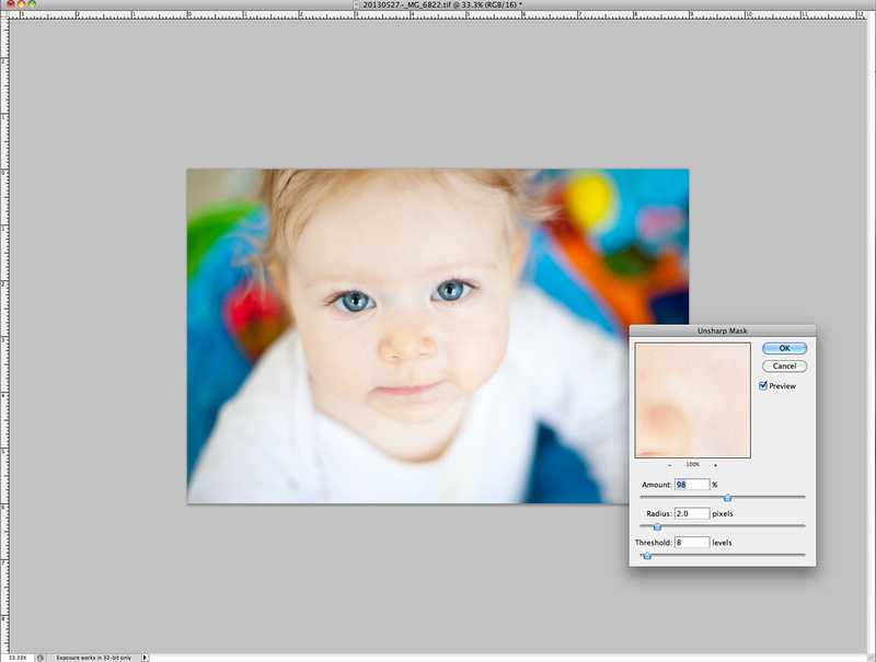 How to add texture to a picture using Photoshop
