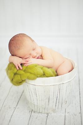 Newborn Photography - Photographie de Nouveau-ne.